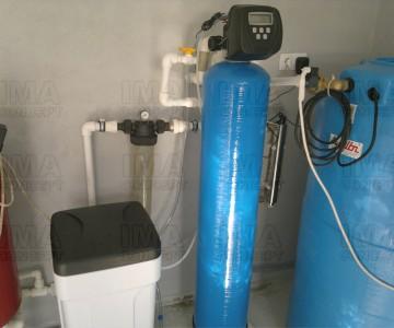 sistem de filtrare de culoarea albastra