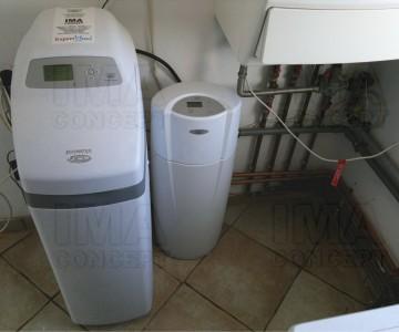 sistem de filtrare a apei