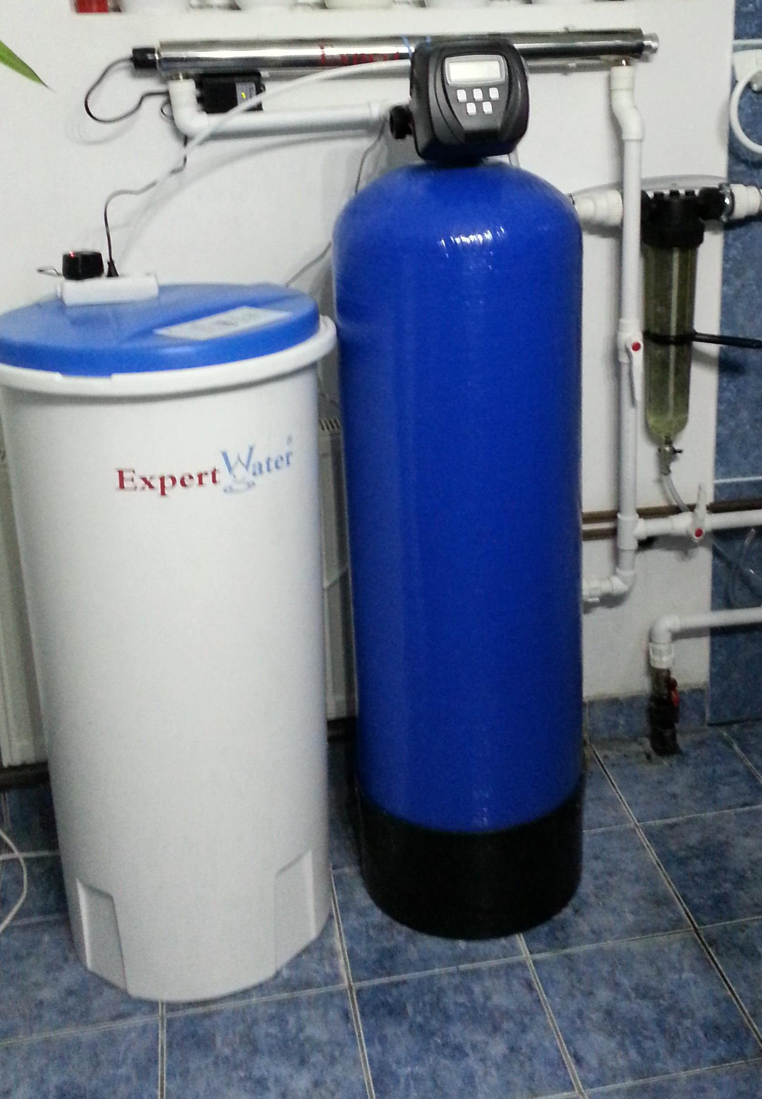 sistem expert water1