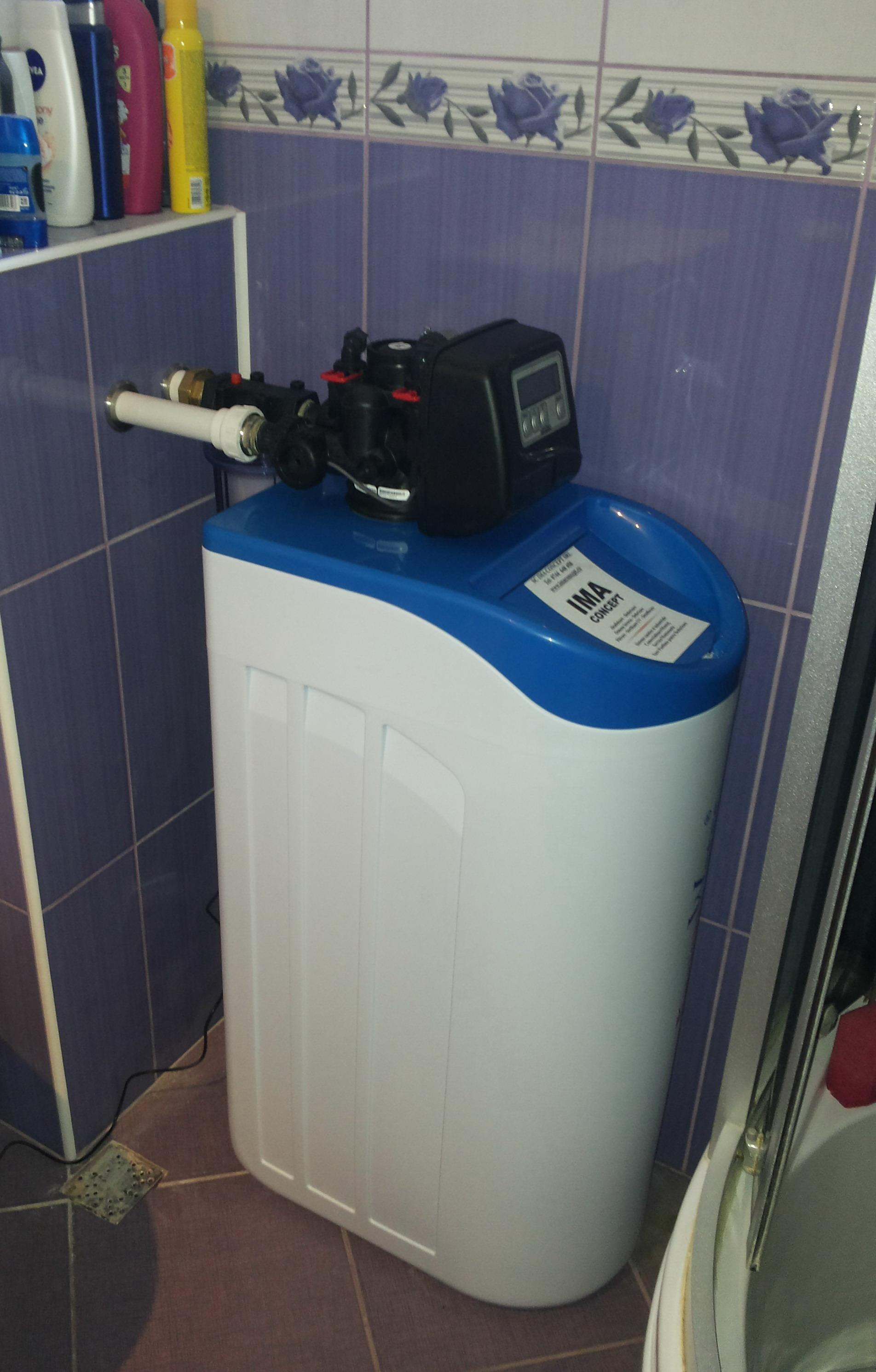 sistem expert water10