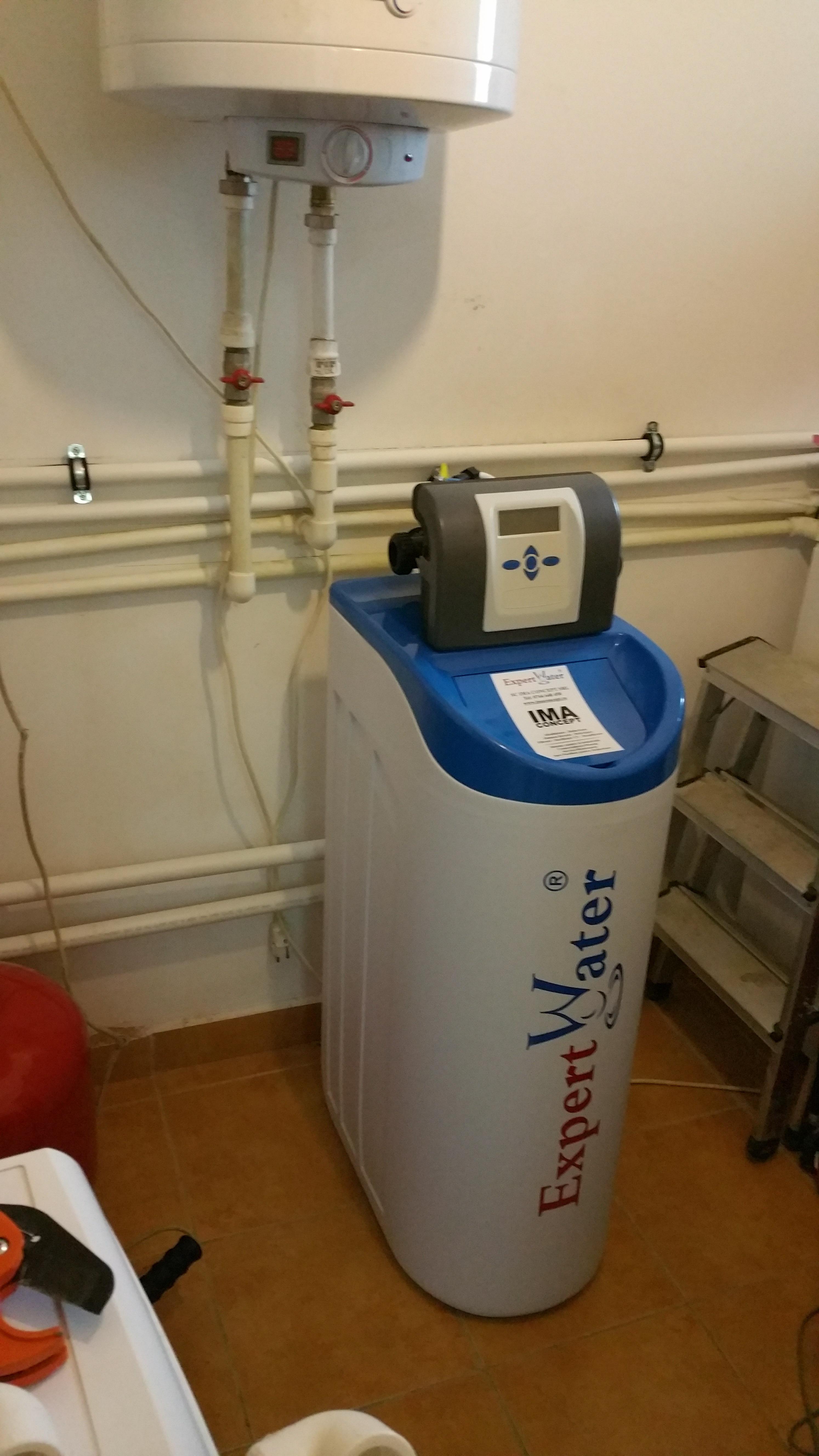 sistem expert water15