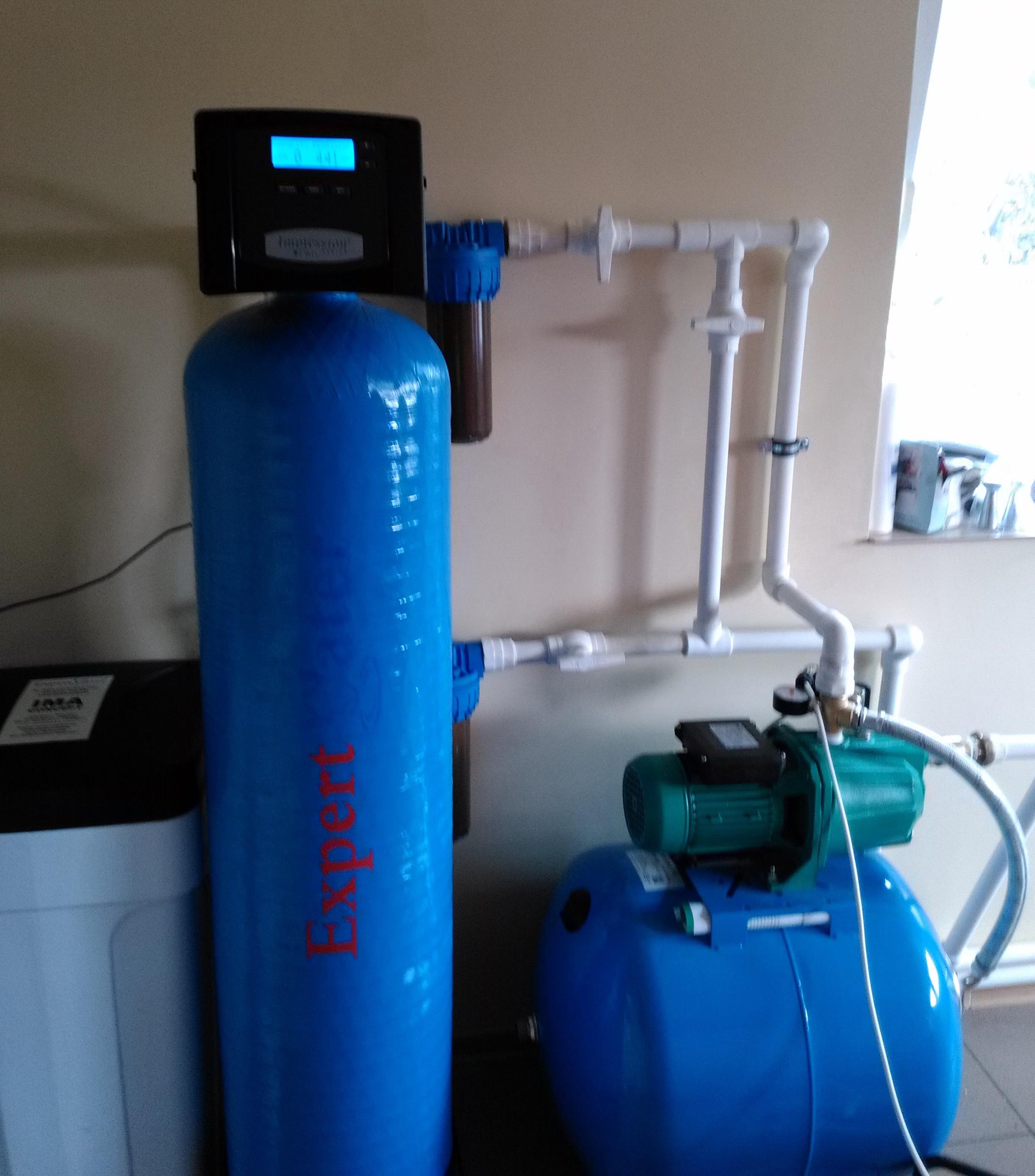 sistem expert water17