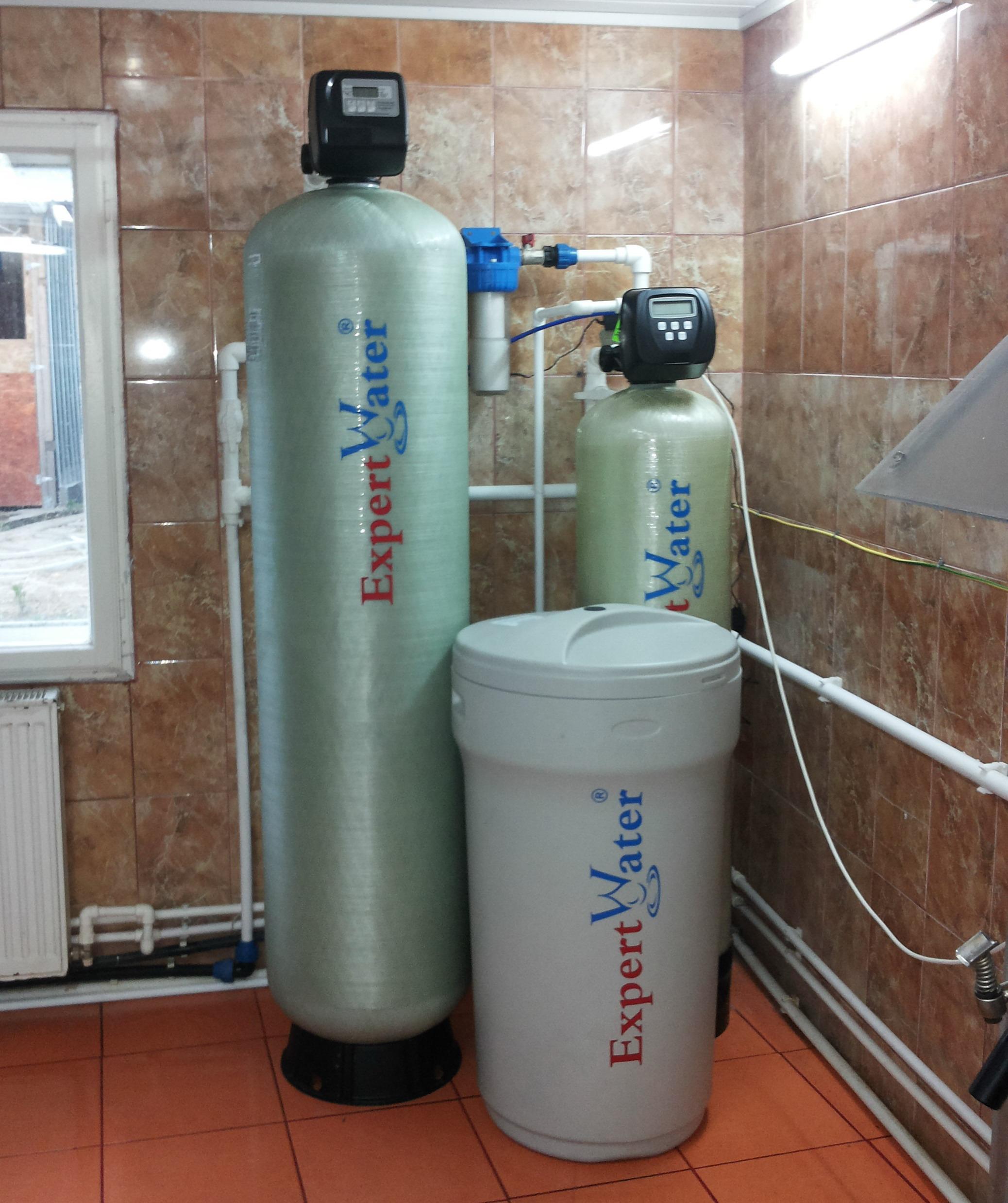 sistem expert water2