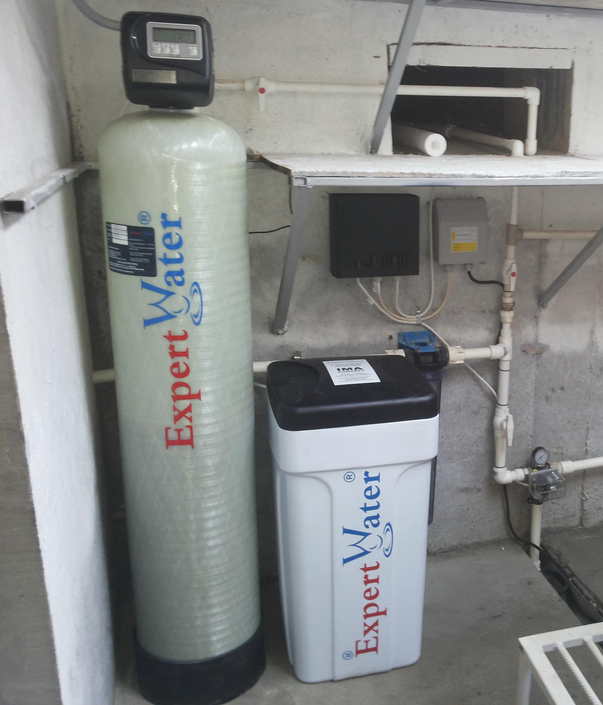 sistem expert water6