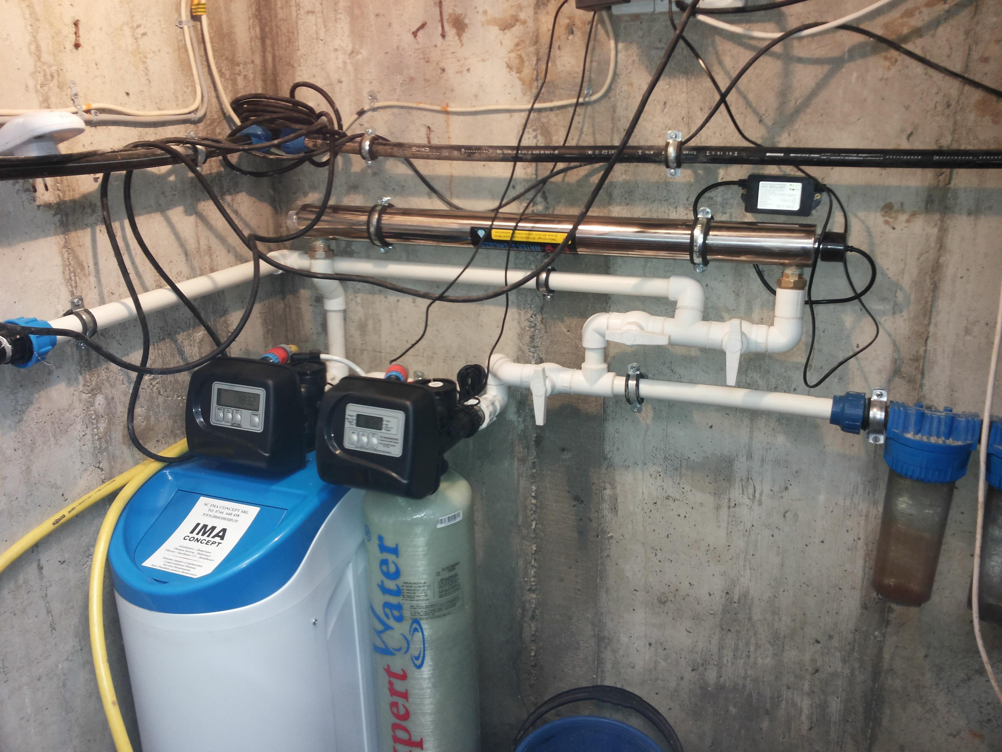 sistem expert water7