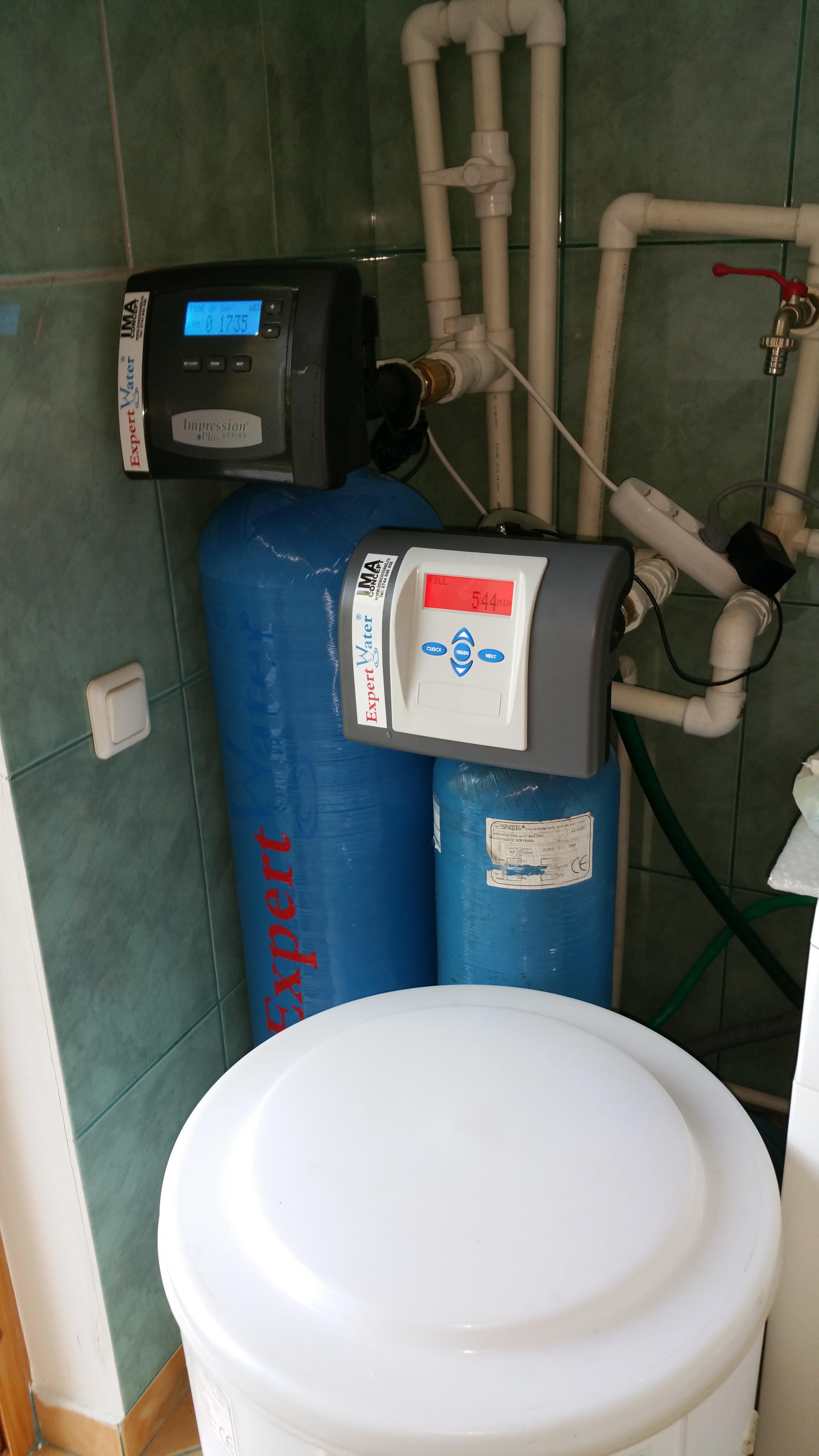 sistem expert water9