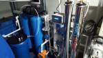 Demineralizare Industriala 250 l / h + Dedurizator Duplex 2 x 45 Expert Water
