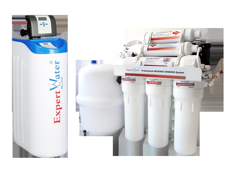 Sisteme casnice complete de tratare apa