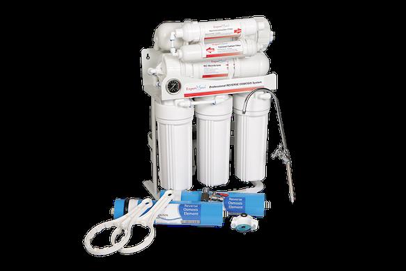 Sisteme profesionale pentru tratarea apei in Horeca